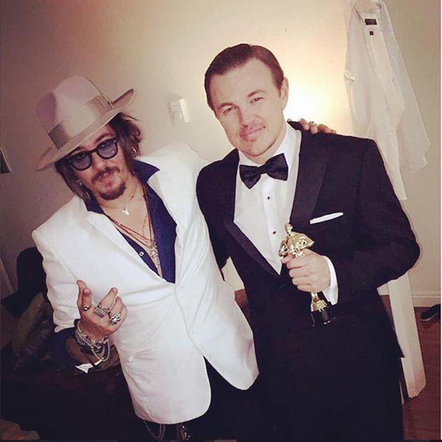 Leonardo DiCaprio Impersonator