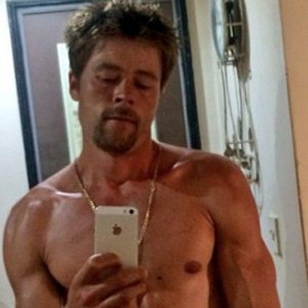 Brad Pitt Lookalike