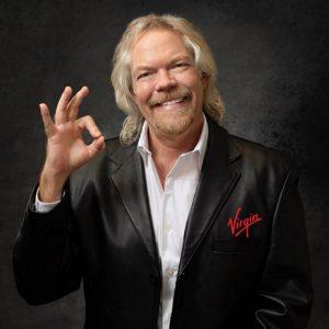 Richard Branson Lookalike